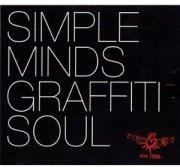 simple minds - graffiti soul (ltd. deluxe edt.) [dobbelt-cd] - cd
