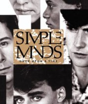 simple minds - once upon a time - Blu-Ray