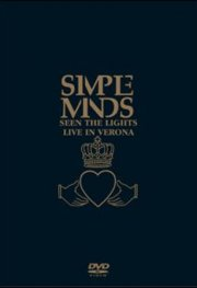 simple minds - seen the lights - live in verona - DVD