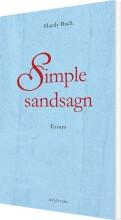 simple sandsagn - bog