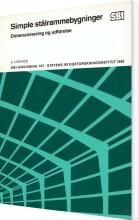 simple stålrammebygninger - bog