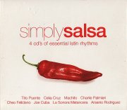 - simply salsa - cd