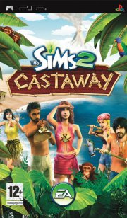 the sims 2: castaway (essentials) - psp