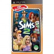 sims 2 (essentials) - psp