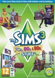 sims 3: 70s, 80s, & 90s stuff pack (uk) - PC