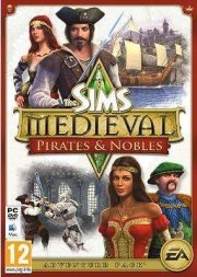 sims medieval pirates and nobles udvidelsespakke - no/dk - PC