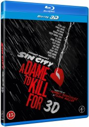 sin city 2 - a dame to kill for - 3D Blu-Ray