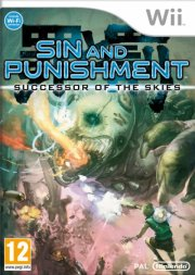 sin and punishment 2: successor to the skies - wii