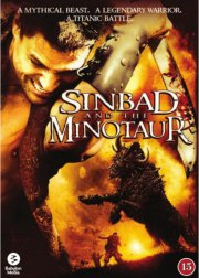 sinbad and the minotaur - DVD