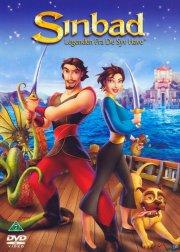 sinbad - legend of the seven seas / legenden fra de syv have - DVD