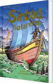 sinbad søfareren - bog
