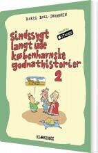 sindssygt langt ude københavnske godnathistorier 2 - bog