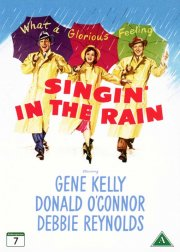 singing in the rain - DVD