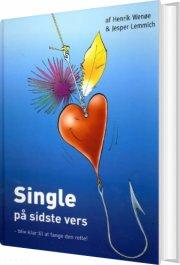single på sidste vers - bog