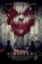 sinister 2 - DVD