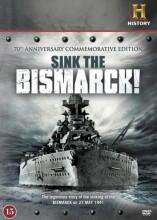 sink the bismarck - DVD