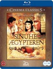 sinuhe ægypteren  - BLU-RAY+DVD