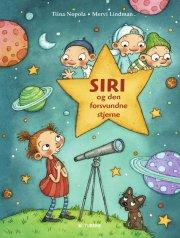 siri og den forsvundne stjerne - bog