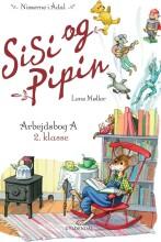sisi og pipin arbejdsbog a 2. kl - bog