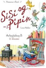 sisi og pipin arbejdsbog b 2. klasse - bog
