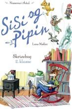 sisi og pipin skrivebog 2. klasse - bog