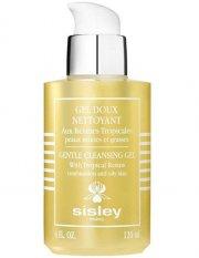 sisley gentle cleansing gel with tropical resins - 120 ml - Hudpleje