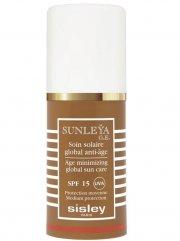 sisley sunleya age minimizing sun care spf 15 - 50 ml. - Hudpleje