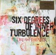 dream theater - six degrees of inner turbulence - Vinyl / LP