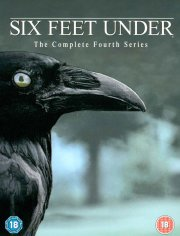 six feet under - sæson 4 - hbo - DVD