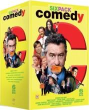 comedy boks - DVD