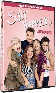 sjit happens - sæson 3 - DVD