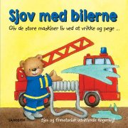 sjov med bilerne - bog