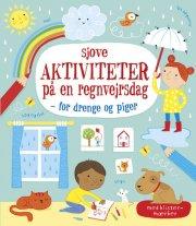 sjove aktiviteter på en regnvejrsdag for drenge og piger - bog
