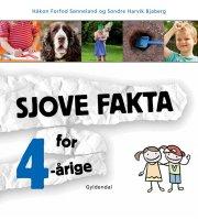 sjove fakta for 4-årige - bog