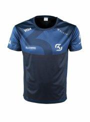sk gaming player jersey / esport trøjer 2018 - 2xl - Merchandise