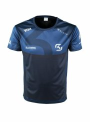 sk gaming player jersey / esport t-shirt 2018 - m - Merchandise