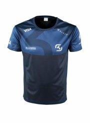 sk gaming player jersey / esport trøjer 2018 - xl - Merchandise