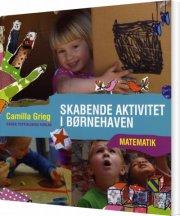 skabende aktivitet i børnehaven - matematik - bog