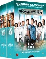skadestuen - sæson 1-6 - DVD