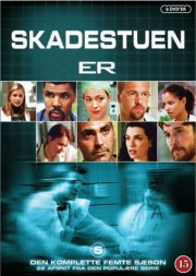 skadestuen - sæson 5 - DVD