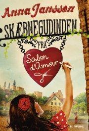 skæbnegudinden fra salon d'amour - bog