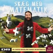 hr. skæg - skæg med matematik - cd