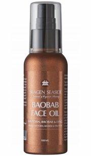 skagen seaside baobab ansigtsolie - 100 ml - Hudpleje