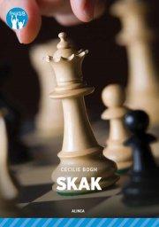 skak, blå fagklub - bog