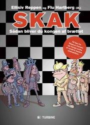 skak - sådan bliver du konge af brættet - bog