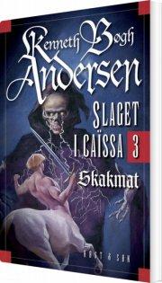 skakmat - bog