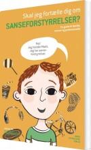 skal jeg fortælle dig om sanseforstyrrelser? - bog