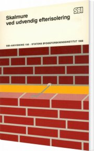 skalmure ved udvendig efterisolering - bog