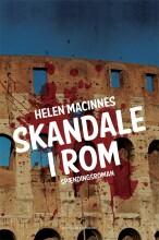 skandale i rom - bog