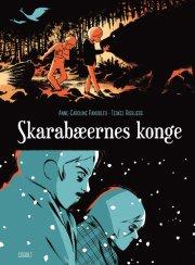skarabæernes konge - Tegneserie